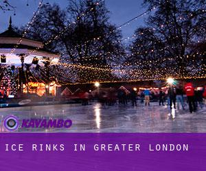 Ice Rinks in Greater London