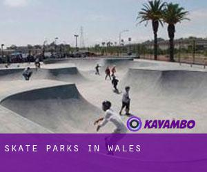 Skate Parks in Wales