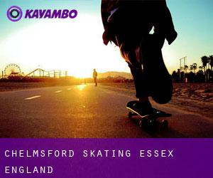Chelmsford skating (Essex, England)