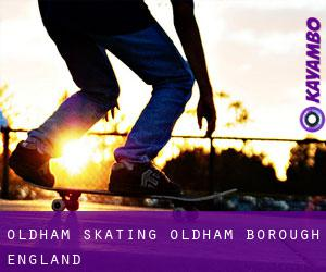 Oldham skating (Oldham (Borough), England)
