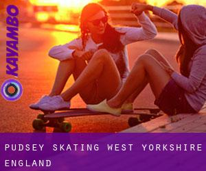 Pudsey skating (West Yorkshire, England)