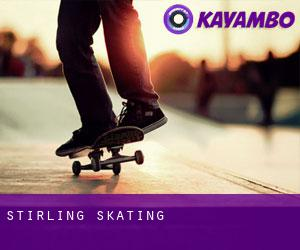 Stirling skating