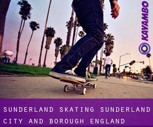 Sunderland skating (Sunderland (City and Borough), England)