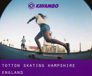 Totton skating (Hampshire, England)