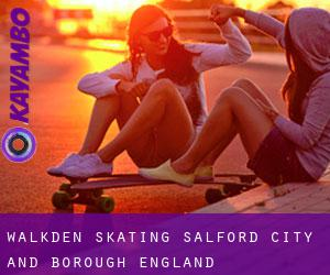 Walkden skating (Salford (City and Borough), England)