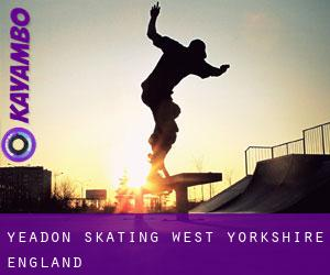 Yeadon skating (West Yorkshire, England)